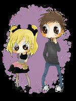 CP - Julie and Dereck by Hep-Hap