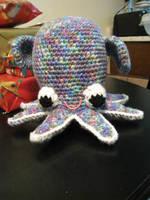 Dexter the Dumbo Octopus by skookyspry