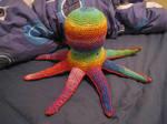 My Octopus is a Rainbow by skookyspry
