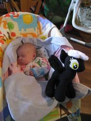 My First Pony by skookyspry