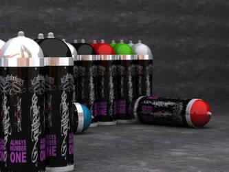 Spraycan by mrcaffo