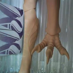 AngellStudio QingYi feet by faith-ramirez08