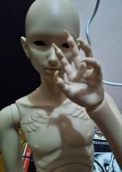 Hand claws by faith-ramirez08