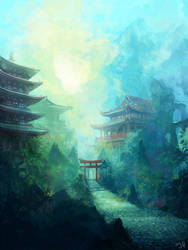 Forest Gate by JulianF