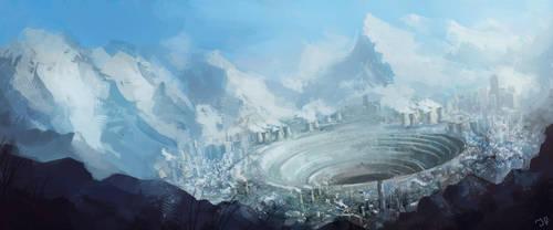 Ice Hole by JulianF