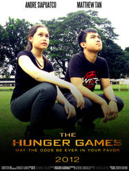 Hunger Games Parody Poster 3 by Quietuscentrus