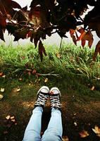 Enjoying Autumn by ByLaauraa