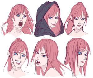 DUMP Laurenki expressions by Keelita