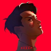 SHEEP by Keelita