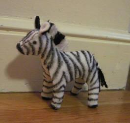 Zebra by Ferngirl