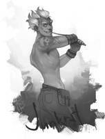 Junkrat by AceWest