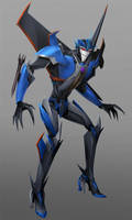 TFP Thundercracker by Kianite
