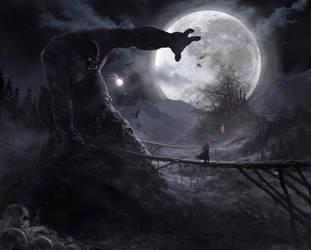 moonlight shadow by lordbiernac