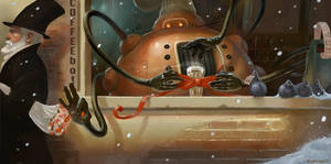 COFFEEbot by lordbiernac