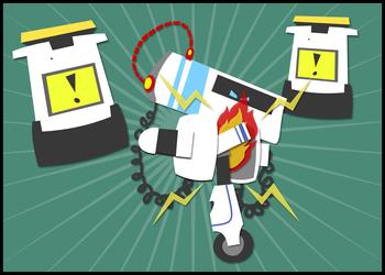 Bad Robotics Idea 456 by I-am-THEdragon