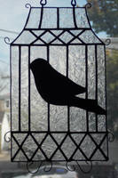 Birdcage III by AigneadhAigeann