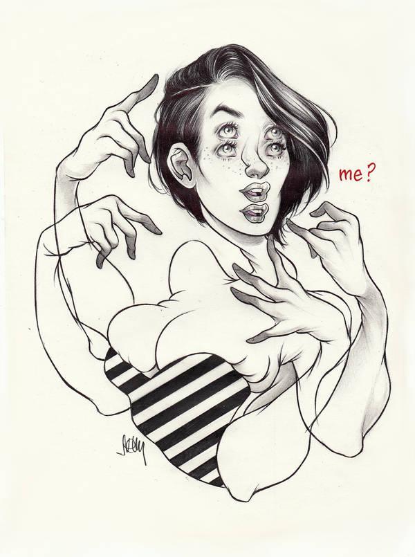 Me? by OriginalNick
