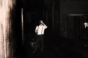 Dark Alleway by Saki2