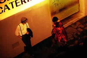 Film Noir Street 2 by Saki2