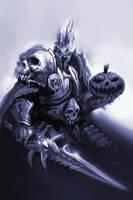Happy Halloween by CYRUS-C