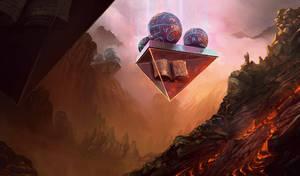 Orbs of Knowledge by irshadkarim