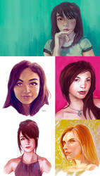 RedditGetsDrawn April/May by irshadkarim
