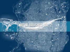 Water Brushes Vol. 2 by xara24