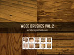Wood Brushes Vol. 2 by xara24