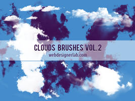 Clouds Brushes Vol. 2 by xara24