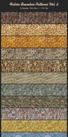 Fabric patterns 2 by xara24