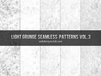 Light Grunge Seamless Patterns Vol. 3 by xara24