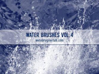 Water Brushes Vol. 4 by xara24