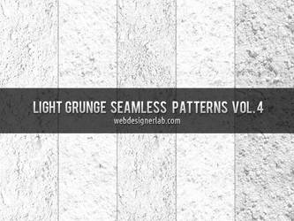 Light Grunge Patterns Vol. 4 by xara24