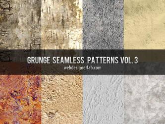 Grunge Patterns 3 by xara24