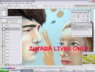 Zutara WIP by SindeeDee
