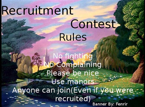 RPCRecruitment by dragona-star08