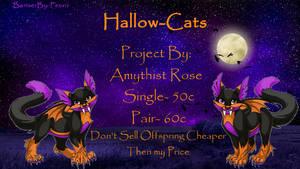 Hallow-Cats by dragona-star08