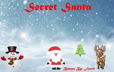 SecretSanta by dragona-star08