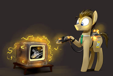 E99 is your friend, Dr. Whooves by Underpable