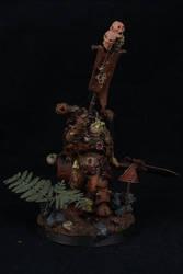 Death Guard Sorcerer by PBStuKKa
