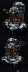Space Wolves Runepriest by PBStuKKa