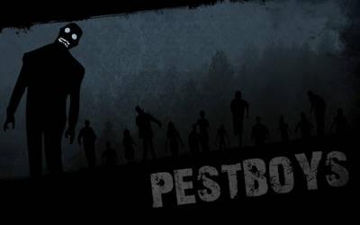 PestBoys - Zombies Wallpaper by PBStuKKa