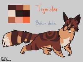 Tigerstar - Before Death by BitingRoseee