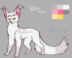 Whitestorm - Before Death by BitingRoseee