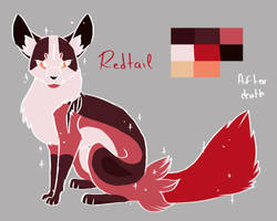 Redtail - afterdeath by BitingRoseee