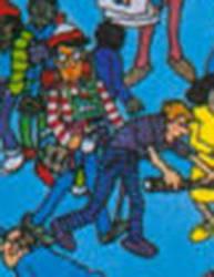 Where's Waldo by MilesFan