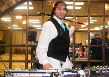 DJ Pon-3: One Last Beat by FireflyStarlight