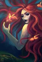 The Mermaid by enairya
