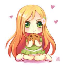 Chibi by enairya