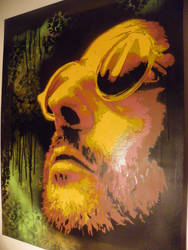 Leon the Professional Stencil by Sabin23